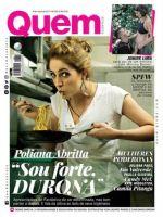 Quem Magazine [Brazil] (24 March 2017)