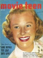 Movie Teen Magazine [United States] (July 1952)