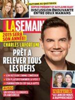 LA Semaine Magazine [Canada] (28 November 2014)