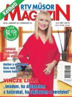 Kétheti RTV Műsormagazin Magazine [Hungary] (28 January 2019)