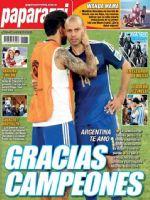 Paparazzi Magazine [Argentina] (15 July 2014)