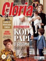 Gloria Magazine [Croatia] (12 October 2017)