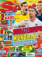 BRAVO sport Magazine [Poland] (4 July 2018)