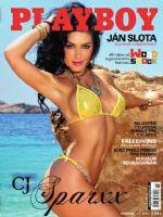 Playboy Magazine [Slovakia] (November 2014)
