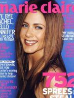 Marie Claire Magazine [United Kingdom] (March 2004)