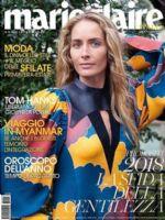 Marie Claire Magazine [Italy] (January 2018)