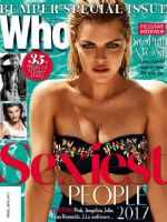 Who Magazine [Australia] (13 November 2017)