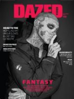 Dazed & Confused Magazine [South Korea] (December 2014)