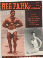The Reg Park Journal Magazine [United Kingdom] (May 1955)