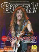 Burrn! Magazine [Japan] (October 2015)
