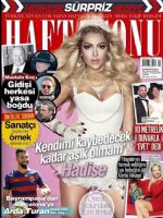 Haftasonu Magazine [Turkey] (27 January 2016)