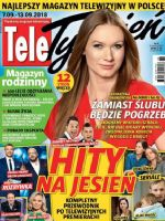 Tele Tydzień Magazine [Poland] (7 September 2018)