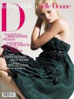 D magazine Magazine [Italy] (5 November 2005)