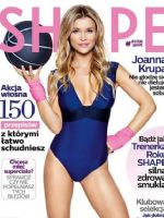 Shape Magazine [Poland] (March 2017)