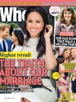 Who Magazine [Australia] (2 July 2018)