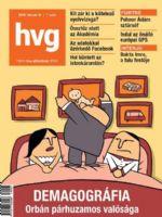 Hvg Magazine [Hungary] (14 February 2019)