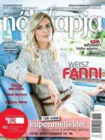Nõk Lapja Magazine [Hungary] (12 September 2018)