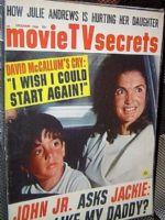 Movie TV Secrets Magazine [United States] (December 1966)
