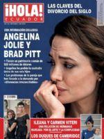 Hola! Magazine [Ecuador] (5 October 2016)