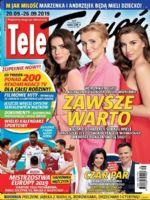 Tele Tydzień Magazine [Poland] (20 September 2019)