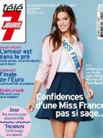 Télé 7 Jours Magazine [France] (9 July 2016)
