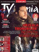 TV Mania Magazine [Romania] (7 July 2017)