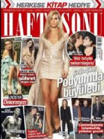 Haftasonu Magazine [Turkey] (9 November 2016)