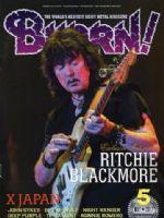 Burrn! Magazine [Japan] (May 2017)