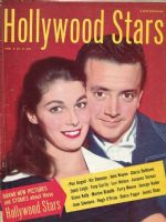Hollywood Stars Magazine [United States] (April 1955)