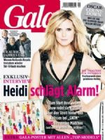 Gala Magazine [Germany] (21 February 2013)