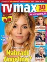 TV Max Magazine [Slovakia] (5 May 2017)