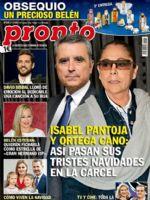 Pronto Magazine [Spain] (27 December 2014)