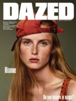 Dazed & Confused Magazine [United Kingdom] (December 2015)