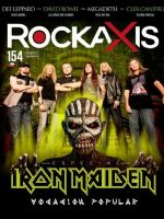 Rockaxis Magazine [Chile] (February 2016)