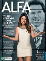 Alfa Magazine [Brazil] (August 2013)