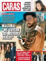 Caras Magazine [Argentina] (28 November 2017)