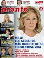 Pronto Magazine [Spain] (30 April 2016)