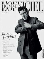 L'Officiel Hommes Magazine [France] (September 2017)