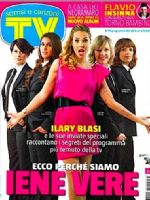 TV Sorrisi e Canzoni Magazine [Italy] (28 April 2012)