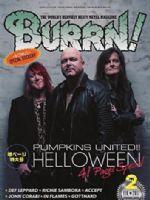 Burrn! Magazine [Japan] (February 2017)