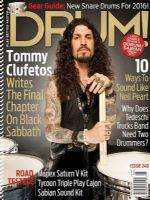 Drum! Magazine [United States] (April 2016)