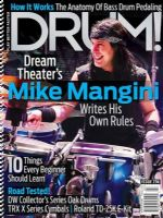 Drum! Magazine [United States] (February 2016)