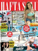 Haftasonu Magazine [Turkey] (26 August 2015)