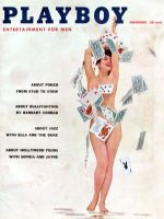 Playboy Magazine [United States] (November 1957)