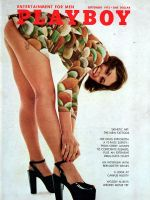 Playboy Magazine [United States] (September 1972)