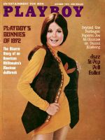 Playboy Magazine [United States] (October 1972)