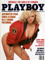 Playboy Magazine [United States] (August 1990)