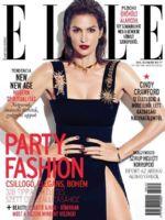 Elle Magazine [Hungary] (December 2015)