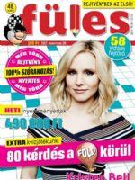 Fules Magazine [Hungary] (28 November 2017)