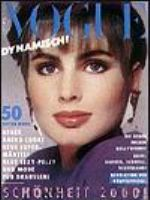 Vogue Magazine [Germany] (October 1985)